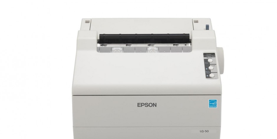 Epson-LQ-50-dot-matrix